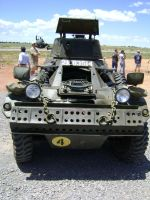 Ferret Armored Car by MacArther