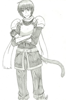 My Star Ocean Character by DeathAngel67