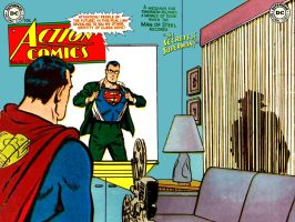Action Comics 171 by Superman8193