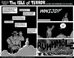 The Isle of Terror pt.6 by thecheckeredman