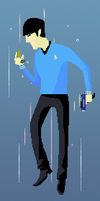 Beam Me Up, Scotty by MarshmallowInvader