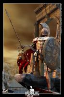 The Great Battle Coming's V1 by LaHorde
