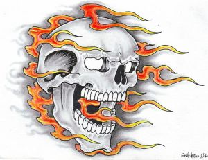 Skull Tattoo Designs 1