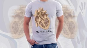 My Heart is Epic by Mikeleus