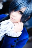 Ciel Phantomhive - dissemble by Firiless