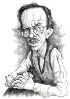 Robert Crumb by Parpa
