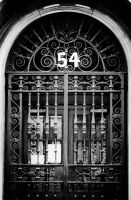 Door 54 by ExoPanda