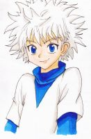 Killua by uniqueguy