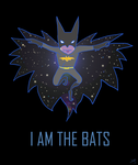 I Am The Bats by skullanddog