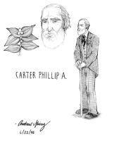 Carter Phillip A. by silentsketcher