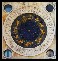 Astrological clock - Venezia by VirtualZ