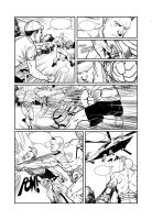 HammerfistDeadhand Pg2 by angryrooster