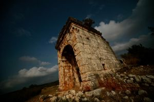 Aba's Tomb I by Hermetic-Wings
