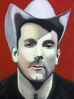 Hank Williams III by Gallactus77