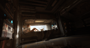 Your Blue Room by pjacubinas