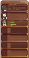 CU Relationship Tracker - Isolde Bohon by Warriors-horse