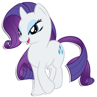 Rarity by PuddlesOfCuddles