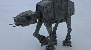 F-Toys AT-AT Custom by JVCustoms Slideshow by jvcustoms