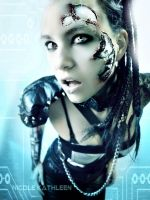 Lost In Cyber Space by nicole-x-kathleen