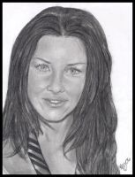 Evangeline Lilly: a new one by Maddy25