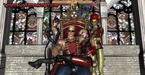 The Real King by Wesker500