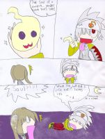 Edward VS Soul and Maka by TobiObito4ever