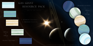 Gas Giant Resource Pack by Alpha-Element