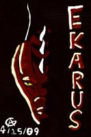 The Darkness of Ekarus by Axiroth