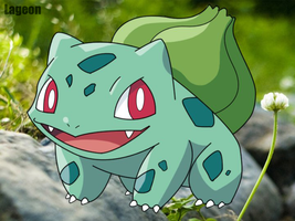 Bulbasaur by Lageon
