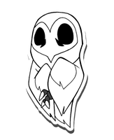 31 chibi ghosts - day 1 by darksilvania