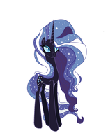 Nightmare Rarity by frozenightpl