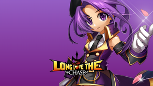 Arme - Grand Chase (Wallpaper LongLoveTheChase) by Sr-Fadel
