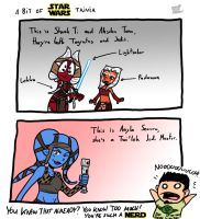STAR WARS FACT by theEyZmaster