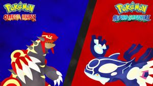 Pokemon Alpha Sapphire And Omega Ruby Wallpaper by Patofilio