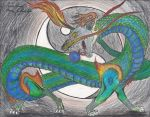 Chinese New Year: Year of the Dragon by Riocari48