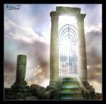 The Gate To Heaven by HeliusFlame