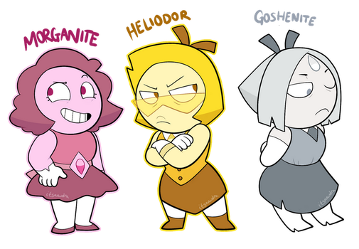 [CLOSED] SU Beryl Adopts by itsaaudra