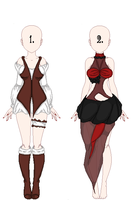 Outfit Adopts CLOSED by Kat-and-Raven-ADOPTS