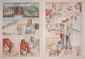 Wish: Pages 1 and 2 by Revilis