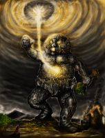 New Born Colossus- LIFE- by Donjoo