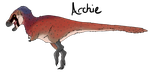 Archie Tarbosaurus by AIpha-King