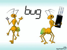 BugQ by Hexaditidom