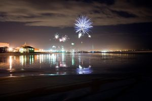 Guy Fawkes reflections by jdnva