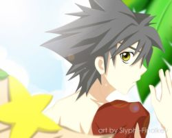 KH Break Time - Vanitas by Slypht