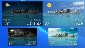 World Cities Widget for xwidget by jimking