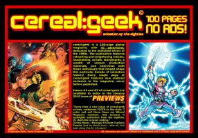 CerealGeek in PREVIEWS by oICEMANo