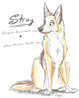 simple ID by Stray-Sketches