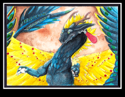 NOVEMBER ACEO Resubmission by ElysianImagery