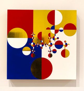 Abstract Painting at the Museum of Modern Art by Trisaw1