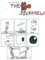 The Squirrels by Smashinator